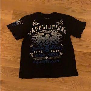 Boys Affliction Shirt